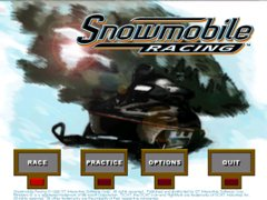 Snowmobile Racing (1998)